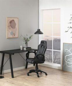 Dkton Dizajnová kancelárska stolička Navy