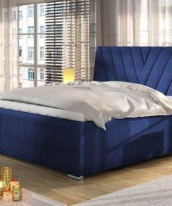 Confy Dizajnová posteľ Terrance 160 x 200 - 7 farebných prevedení