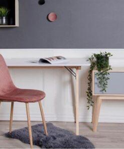 Norddan 21211 Dizajnová jedálenská stolička Myla