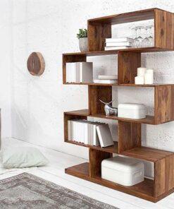 LuxD Luxusný regál Timber 150 cm XL
