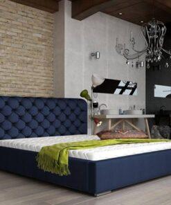 Confy Dizajnová posteľ Myah 160 x 200 - 8 farebných prevedení