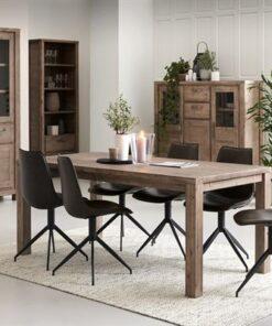 Furnistore Jedálenský stôl rozkladací Aarav 140 - 240cm