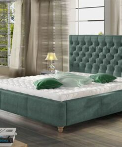 Confy Dizajnová posteľ Kamari 160 x 200 - 9 farebných prevedení