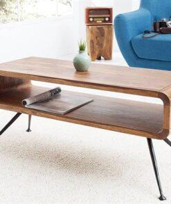 LuxD Konferenčný stolík Alicia 100 cm
