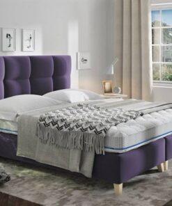 Confy Dizajnová posteľ Uriah 160 x 200 - 7 farebných prevedení