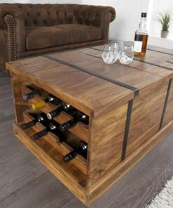 LuxD Luxusný konferenčný stolík Winebar