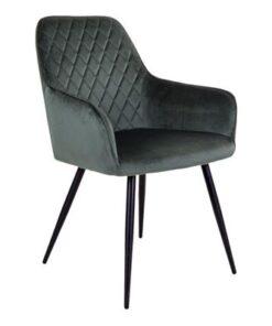 Norddan 21196 Dizajnová jedálenská stolička Gracelyn