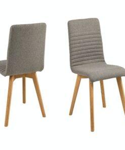 Dkton 23228 Dizajnová jedálenská stolička Alano