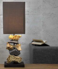 LuxD 17117 Stolná lampa RUDIMENTS