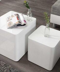 LuxD Konferenčný stolík Block 2 set