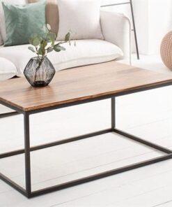 LuxD Konferenčný stolík Lilliana 100 cm