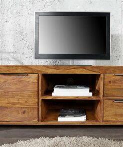 LuxD TV stolík Las Palmas masív
