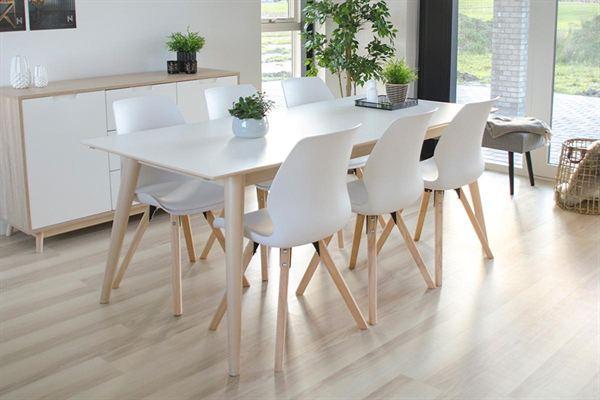 Norddan Rozťahovací stôl Ronald 195-285