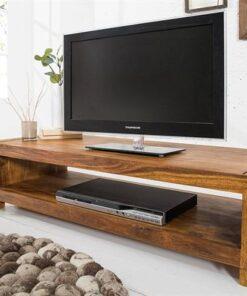 LuxD TV stolík Santana masív