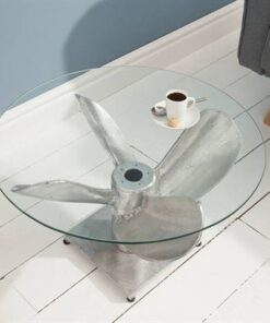 LuxD Dizajnový konferenčný stôl Propeller