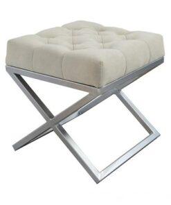 Luxxer Dizajnová taburetka Courtney -