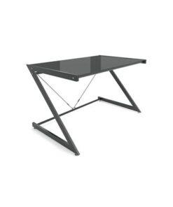 Meble PL Dizajnový stôl Brik čierna/čierna