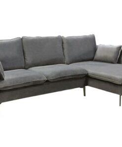 LuxD Dizajnová rohová sedačka Lena