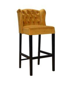 Luxxer Barová stolička Jeremy Chesterfield -