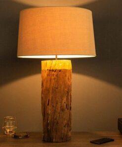 LuxD 21559 Dizajnová stolná lampa Desmond
