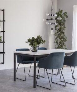 Dkton 23280 Dizajnová stolička Aleem