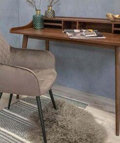 Norddan 21195 Dizajnová jedálenská stolička Gracelyn