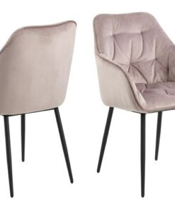 Dkton 23318 Dizajnová stolička Alarik