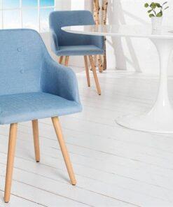 LuxD 18210 Stolička Norway modrá