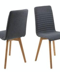 Dkton 23230 Dizajnová jedálenská stolička Alano