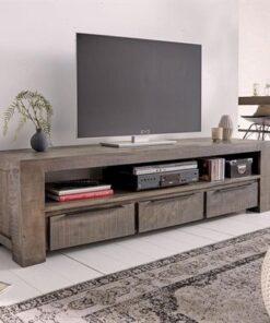 LuxD Dizajnový TV stolík Thunder 170 cm