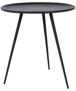 Catalent Konferenčný stolík Danielle 53 cm / čierna