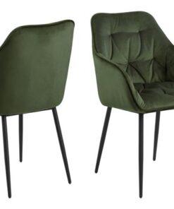 Dkton 23320 Dizajnová stolička Alarik