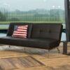 Dkton Dizajnová rozkladacia sedačka Amadeo