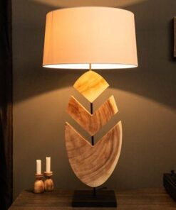 LuxD 21564 Dizajnová stolná lampa Deandre